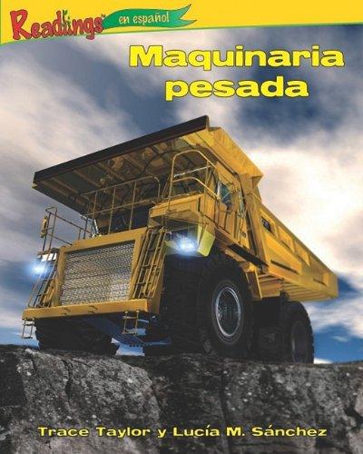 9781593018948: Maquinaria Pesada (Earth Movers) (Camiones, Autos Y Motos)