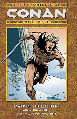 9781593070168: The Chronicles of Conan, Vol. 1: Tower of the Elephant and Other Stories
