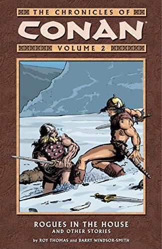 9781593070236: The Chronicles of Conan Volume 2: Rogues in the House & Other Stories: v. 2