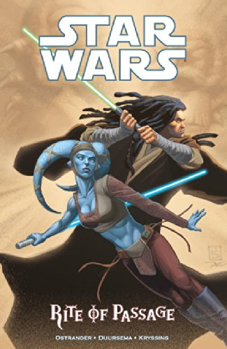 9781593070427: Star Wars: The Rite of Passage (Star Wars (Dark Horse))