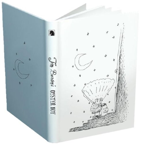 9781593070724: Tim Burton Oyster Boy Light-Up Journal
