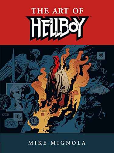 9781593070892: The Art of Hellboy
