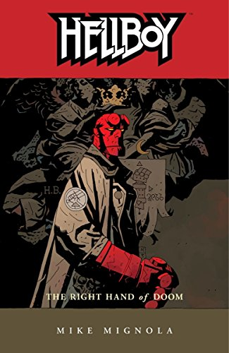 9781593070939: Hellboy, Vol. 4: The Right Hand of Doom