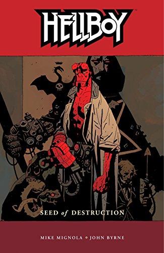 9781593070946: Hellboy Volume 1: Seed of Destruction: Seed of Destruction v. 1