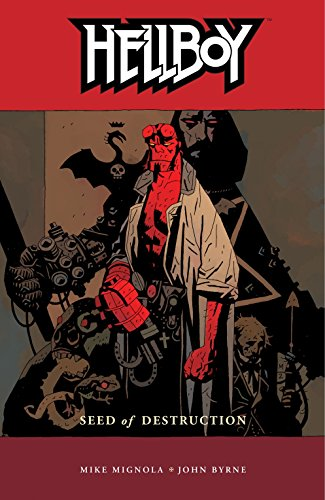 9781593070946: Hellboy Volume 1: Seed of Destruction: Seed of Destruction v. 1 (Hellboy (Dark Horse Paperback))