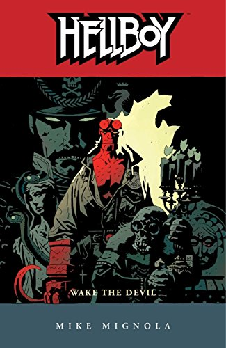 9781593070953: Hellboy, Vol. 2: Wake the Devil