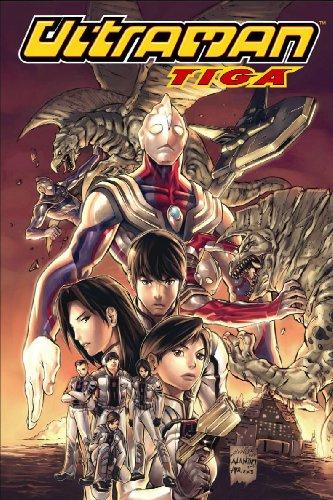 Ultraman Tiga Volume 1: Tony Wong; Khoo