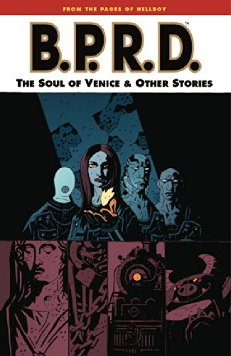 9781593071325: B.P.R.D. Volume 2: The Soul of Venice & Other Stories