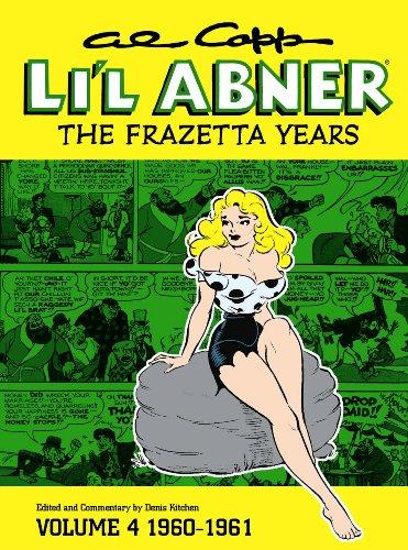 9781593071332: Li'l Abner: The Frazetta Years, Vol. 4: 1960-1961