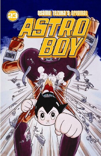 9781593071356: Astro Boy Volume 23