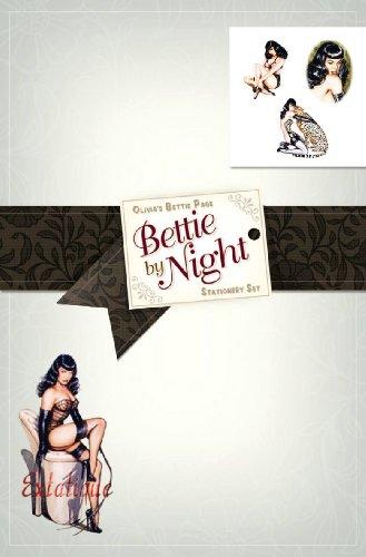 Dark Horse Deluxe Stationery Exotique: Oliva #2 Bettie By Night: Oliva's Bettie Page - Bettie ...