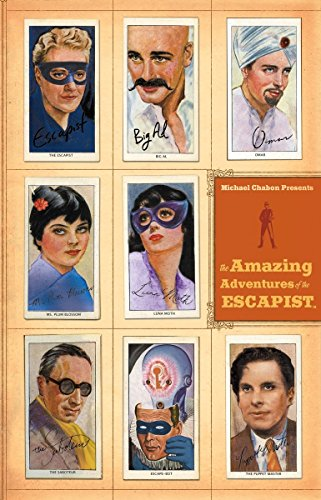 Michael Chabon Presents the Amazing Adventures of the Escapist Volume 2 (Signed First Edition): ...