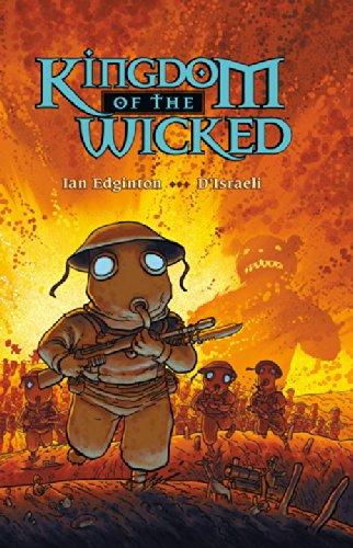 Kingdom of the Wicked: Edginton, Ian