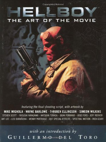 9781593071882: Hellboy: The Art of the Movie