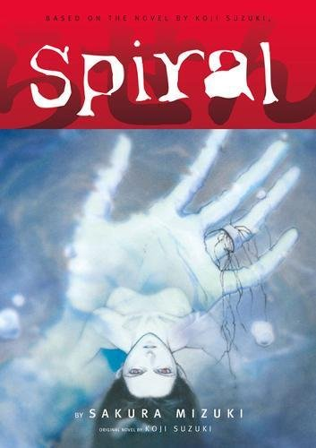 The Ring Volume 3: Spiral: Spiral v. 3 (Ring (Dark Horse)) 1st 1st Signed By Koji Suzuki