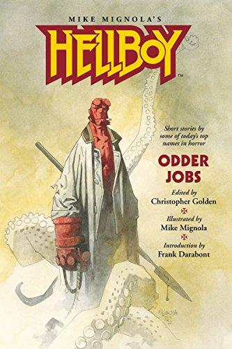 9781593072261: Hellboy: Odder Jobs