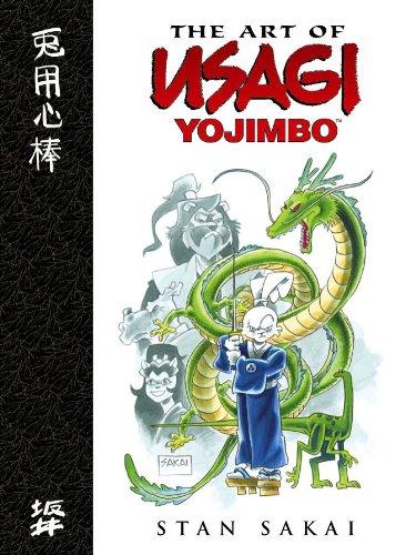 The Art of Usagi Yojimbo: Sakai, Stan