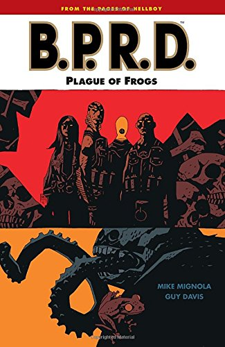 B.P.R.D. Plague of Frogs, Book 3