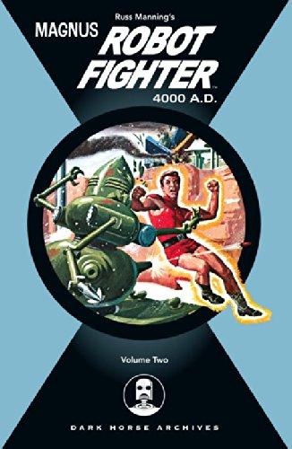 Magnus, Robot Fighter Archives Volume 2 (Magnus Robot Fighter (Graphic Novels)): Manning, Russ
