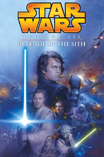 Star Wars Revenge Of The Sith Book