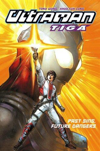 Ultraman Tiga Volume 2: Past Sins, Present: Tony Wong; Khoo