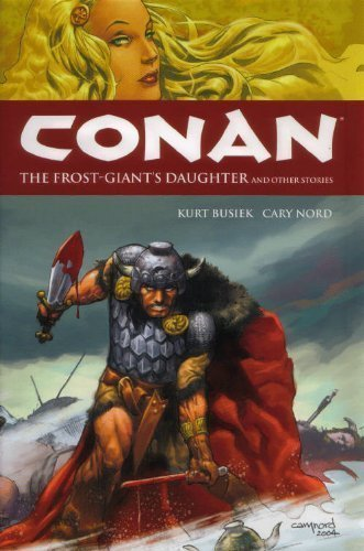 Conan The Frost Giant's Daughter and Other Stories (Conan Series)