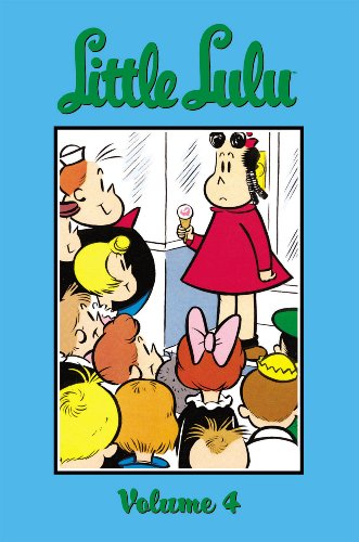 9781593073459: Little Lulu, Vol. 4: Sunday Afternoon (v. 4)