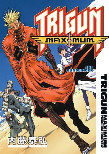 9781593073510: Trigun Maximum Volume 6: The Gunslinger (v. 6)