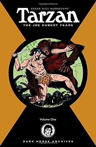 Tarzan: The Joe Kubert Years, Vol. 1: Joe Kubert