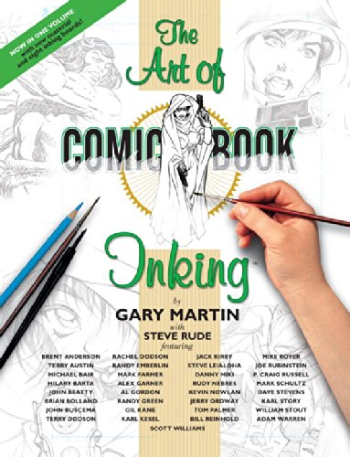 9781593074050: The Art Of Comic-Book Inking 2nd Edition