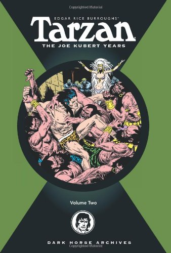 Tarzan: The Joe Kubert Years: Volume 2