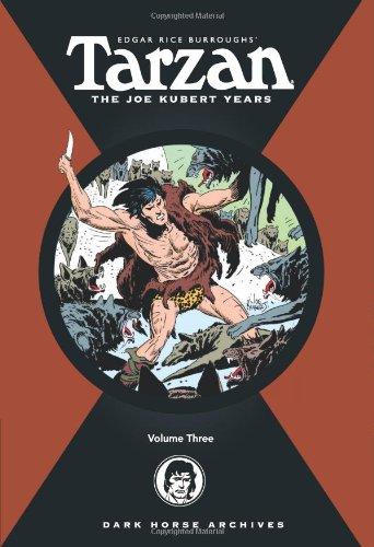 9781593074173: Tarzan: The Joe Kubert Years Volume 3