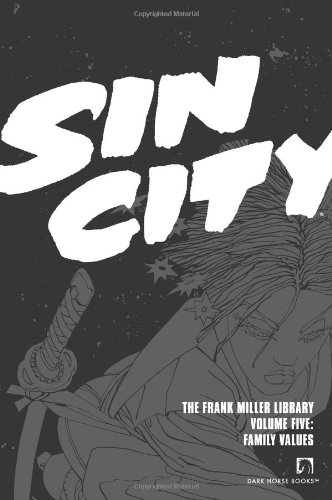 9781593074227: Sin City: The Frank Miller Library, Set II (Volumes 5-7, plus The Art of Sin City)