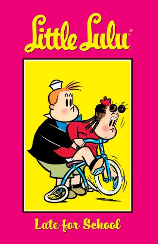 Little Lulu: Late for School