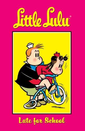 9781593074531: Little Lulu Volume 8: Late For School
