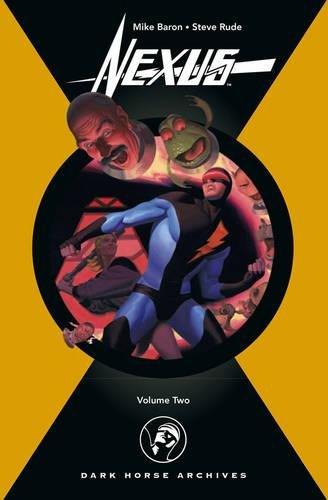 9781593074555: Nexus Archives Volume 2 (Archive Editions (Graphic Novels)) (v. 2)