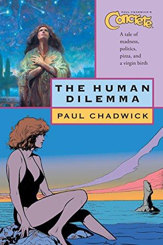 9781593074623: Concrete Volume 7: The Human Dilemma (Concrete (Graphic Novels))