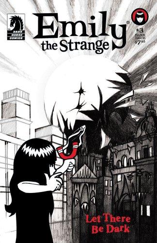 9781593074678: Emily the Strange: Dark Issue v. 3 (Emily the Strange (DC Comics))