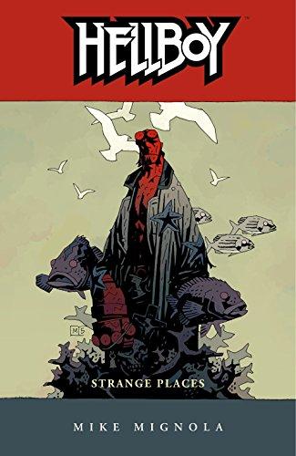 9781593074753: Hellboy Volume 6: Strange Places: Strange Places v. 6