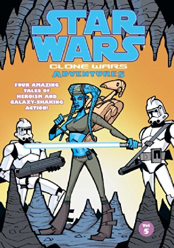 Clone Wars Adventures. Vol. 5