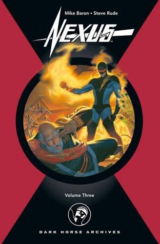 Nexus Archives Volume 3 (v. 3): Baron, Mike