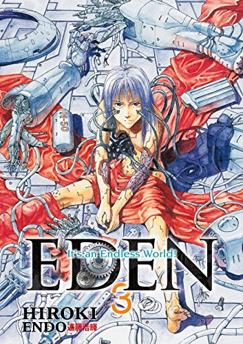 9781593075293: Eden: It's An Endless World!, Vol. 3