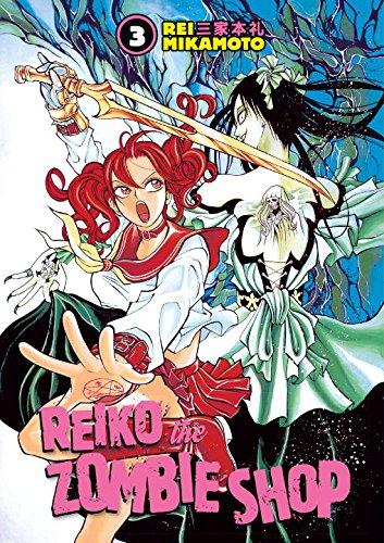 9781593075354: Reiko The Zombie Shop, Vol. 3 (v. 3)
