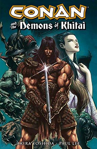 9781593075439: Conan and the Demons of Khitai (Conan (Dark Horse Unnumbered))