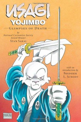 9781593075491: Usagi Yojimbo Volume 20: Glimpses Of Death (Usagi Yojimbo (Dark Horse))