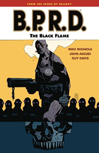 9781593075507: B.P.R.D. Volume 5: The Black Flame: Black Flame v. 5