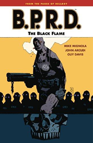 9781593075507: B.P.R.D. Volume 5: The Black Flame