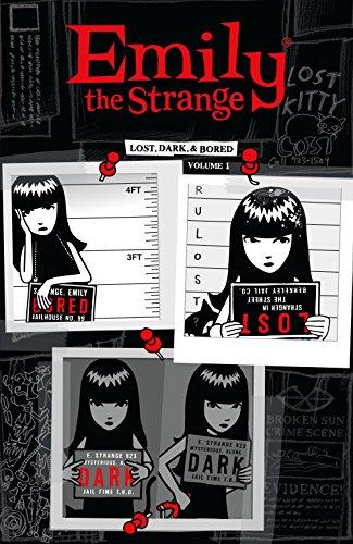 9781593075736: Emily the Strange: Lost, Dark and Bored, Volume 1 (Emily the Strange: Dark Horse Comics) (Vol 1)