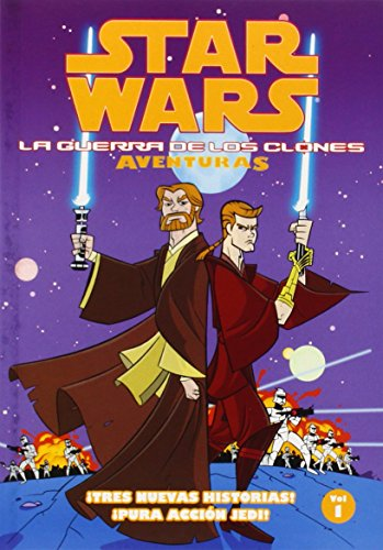 Star Wars: La Guerra de los Clones Aventuras Volume 1 (Star Wars: Clone Wars Adventures Volume 1) (Star Wars Adventures) (Spanish Edition) (1593075804) by Haden Blackman