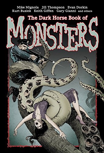 9781593076566: The Dark Horse Book of Monsters